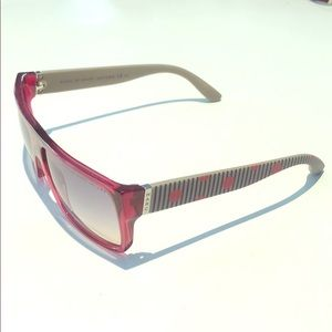 Marc Jacobs women's sunglasses grey / pink